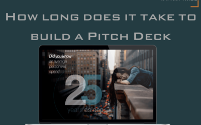 How long it takes to create a pitch deck that will get your startup funded?